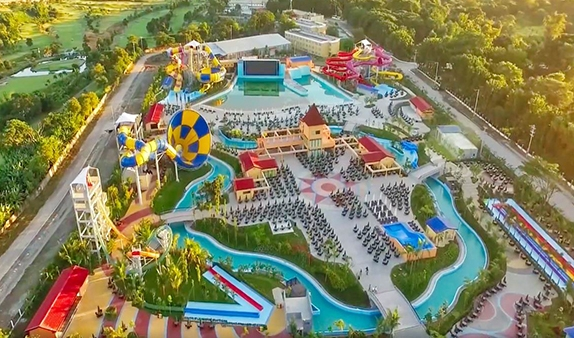 best places to visit in clark pampanga