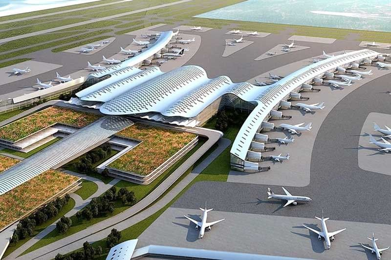 BIDDING OVER SMHC to start work on Bulacan int'l airport , Punto